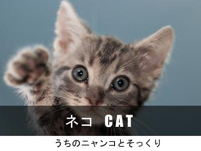 ヴィンテージジュエリー猫