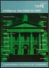 画像1: イギリス アンティークポストカード New British Art 2000 (1)