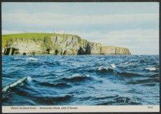 画像1: イギリス アンティークポストカード Duncansby Head スコットランド (1)
